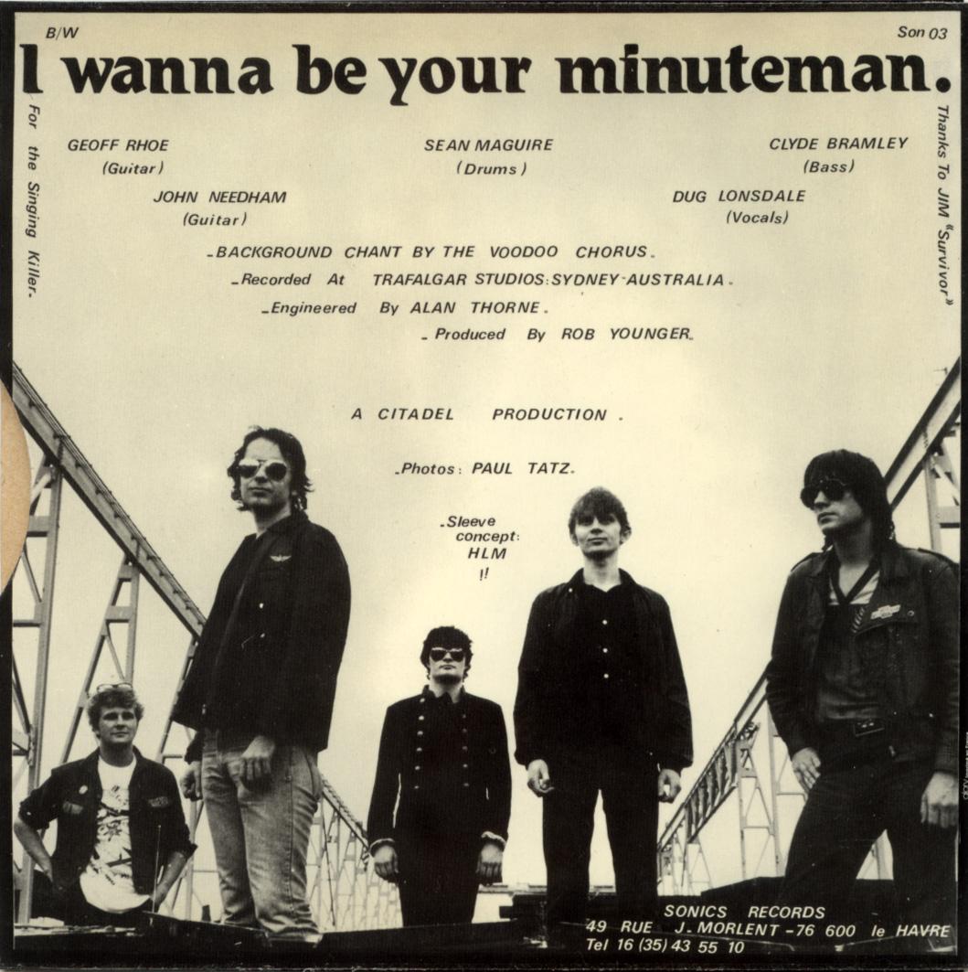 Minuteman Voodoo Slaves